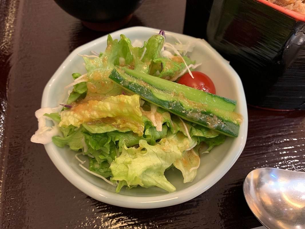 スギモトのサラダ