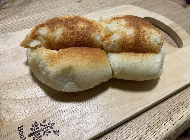 カメヤのコロッケパン