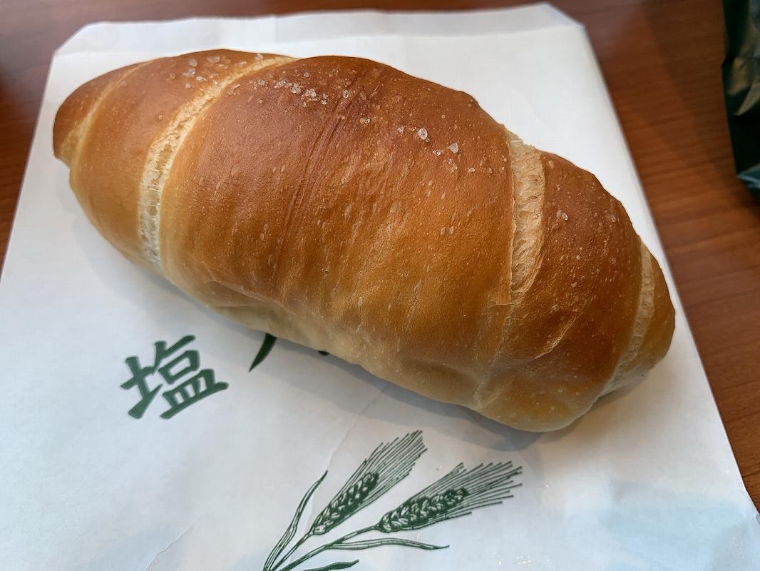 パン・メゾンの塩パン