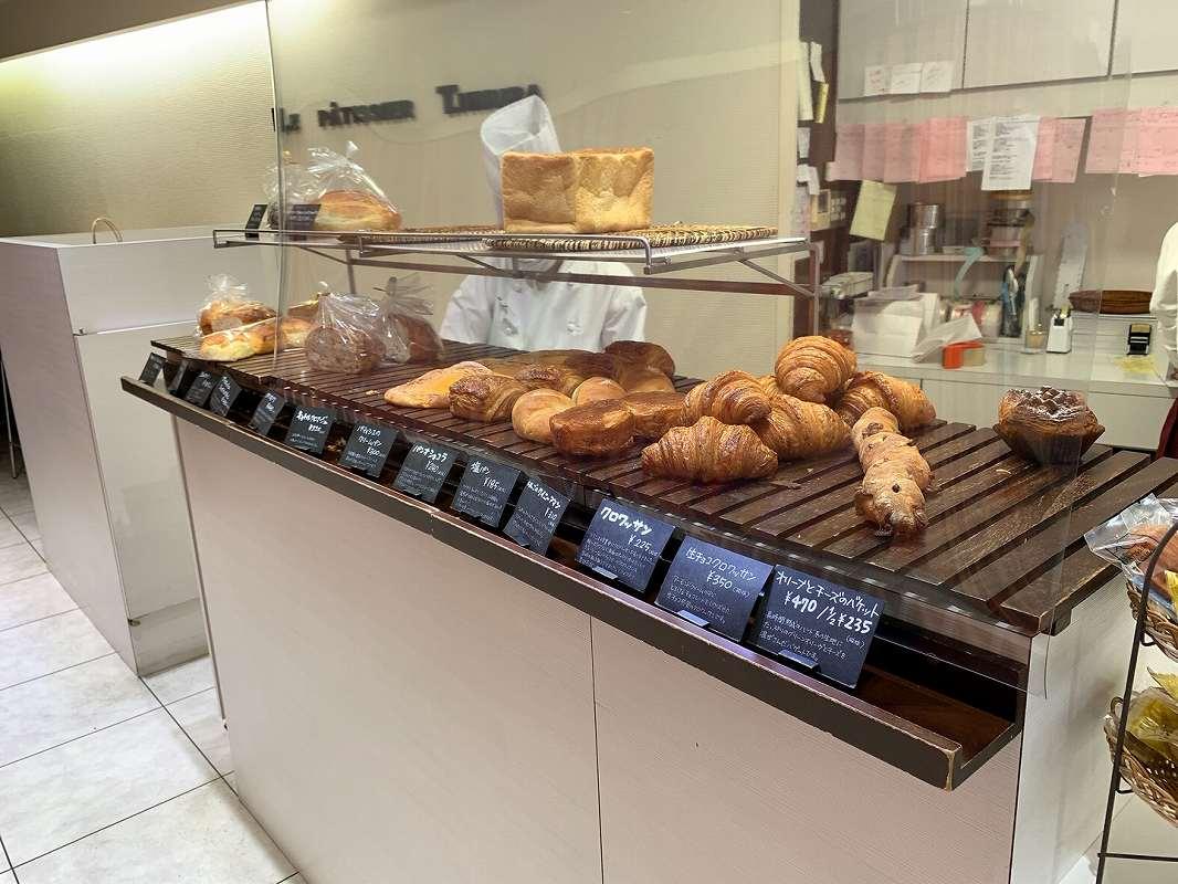 ル パティシエ ティ・イイヤマのパン