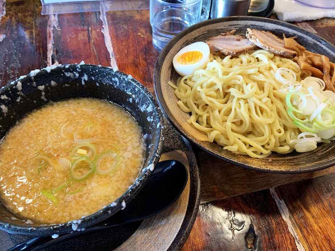 平太周のつけ麺